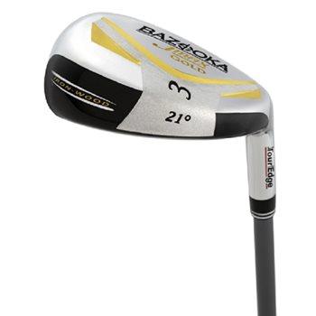 Tour Edge Bazooka JMAX Gold Hybrid Preowned Golf Club