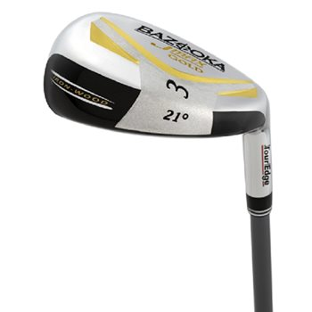Tour Edge Bazooka JMAX Gold Hybrid Preowned Golf Club