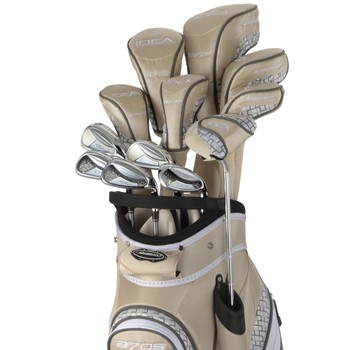 Adams Idea a7OS Champagne Integrated Club Set Golf Club