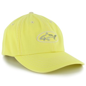 Greg Norman Branded Applique Cap Headwear Cap Apparel