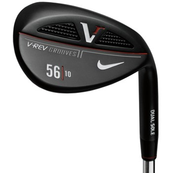 Nike VR V-REV Black Satin Wedge Preowned Golf Club