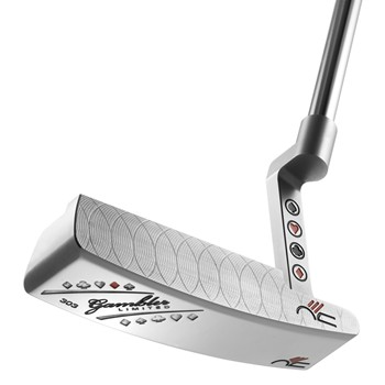 Never Compromise Gambler Boat Putter Golf Club