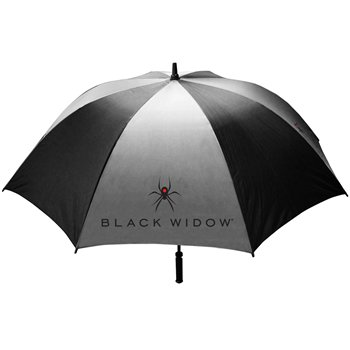 Softspikes Black Widow 62-Inch Single Canopy Umbrella Accessories