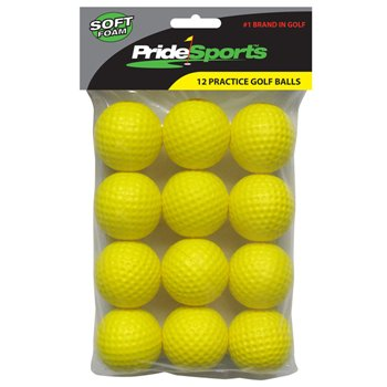 Softspikes Foam Golf Ball Balls