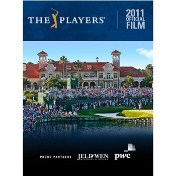 PGA TOUR Entertainment 2011 PLAYERS Official Film DVDs