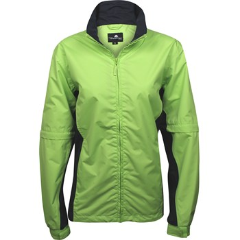 Weather Company Waterproof Full Zip Rainwear Rain Jacket Apparel