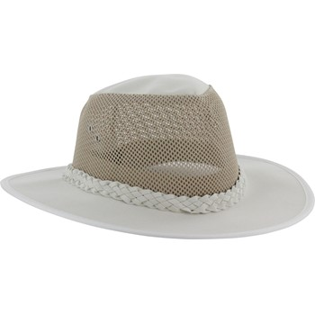 Dorfman Pacific Bush Soaker Headwear Straw Hat Apparel