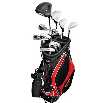 Alien AG5 15-Piece Club Set Golf Club