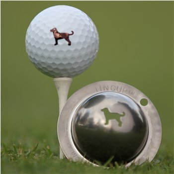Tin Cup Dulin The Dog Ball Marker Accessories