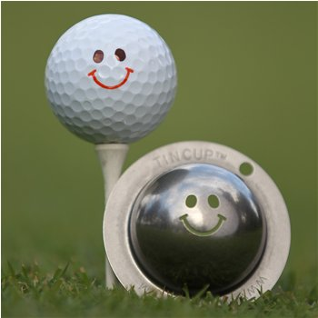 Tin Cup Groovy Ball Marker Accessories