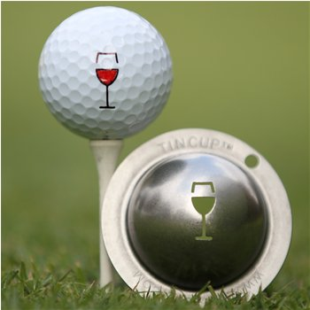 Tin Cup Napa Valley Ball Marker Accessories