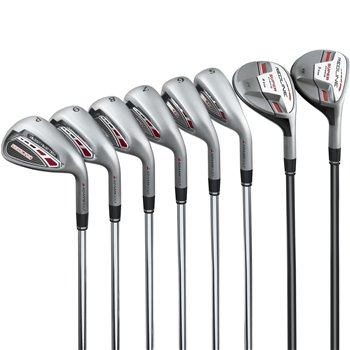 Adams Redline Hybrid Iron Set Preowned Golf Club