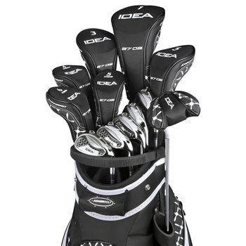 Adams Idea a7OS 13-Piece Integrated Starry Night Club Set Golf Club