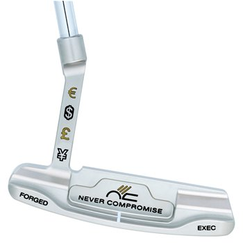 Never Compromise Dinero Exec Putter Golf Club