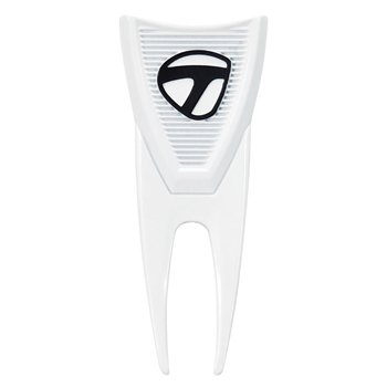 TaylorMade White Dual Divot Tools Accessories