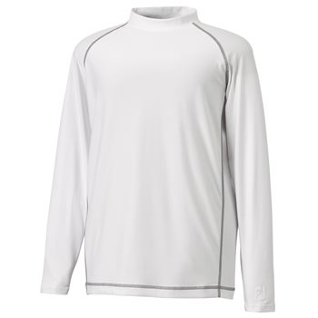 FootJoy ProDry Performance Base Layer Shirt Polo Long Sleeve Apparel