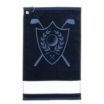 Devant Golf Crest Signagraph Towel Accessories