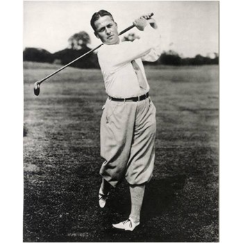 Golf Links To The Past BOBBY JONES Photo