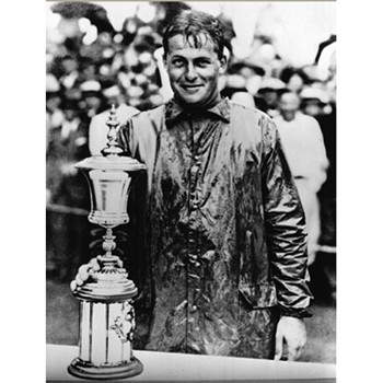 Golf Links To The Past Bobby Jones:  1927 U.S. Amateur Champion Photo