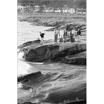 Golf Links To The Past Arnold Palmer:  Pebble Beach Photo