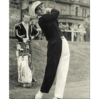 Golf Links To The Past Gary Player:  1960 Open Championship Photo