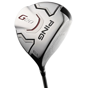 Ping G20 Driver Preowned Golf Club