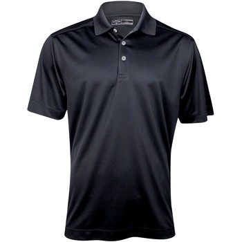 Callaway Chev Solid Shirt Polo Short Sleeve Apparel