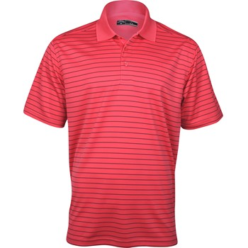 Callaway Chev Stripe Shirt Polo Short Sleeve Apparel