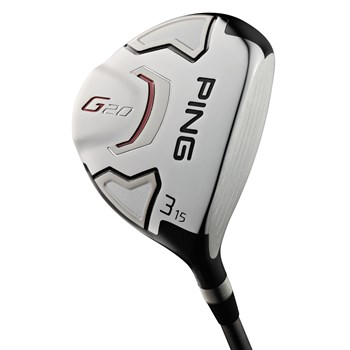 Ping G20 Fairway Wood Preowned Golf Club