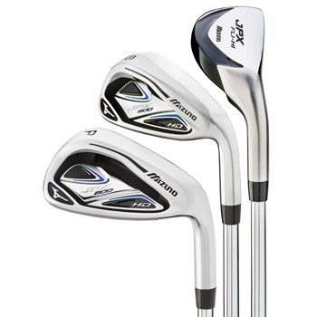 Mizuno JPX-800HD Combo Iron Set Preowned Golf Club