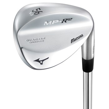 Mizuno MP R-12 White Satin Chrome Wedge Golf Club