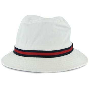 Dorfman Pacific Poplin Bucket Soaker Headwear Bucket Hat Apparel