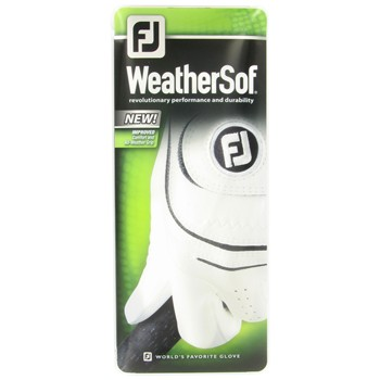 FootJoy WeatherSof 2013 Golf Glove Gloves