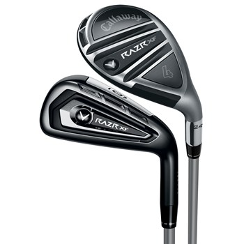 Callaway RAZR XF Combo Iron Set Golf Club