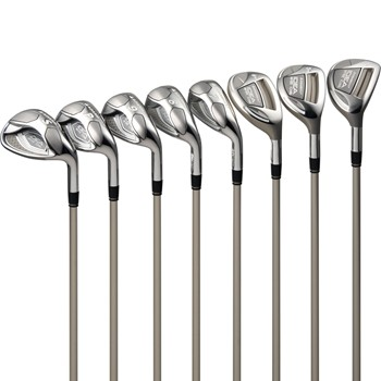 Adams Idea a12OS Hybrid Iron Set Preowned Golf Club