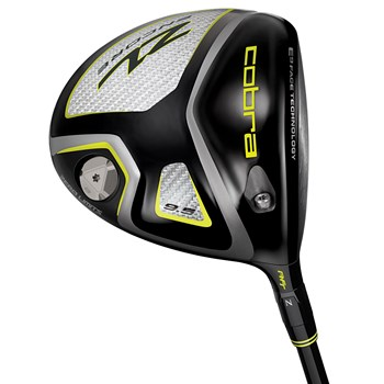 Cobra ZL Encore Black Driver Golf Club