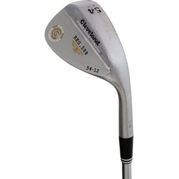 Cleveland 588 Forged Chrome Wedge Preowned Golf Club