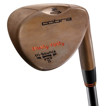 Cobra Trusty Rusty Rust Wedge Golf Club