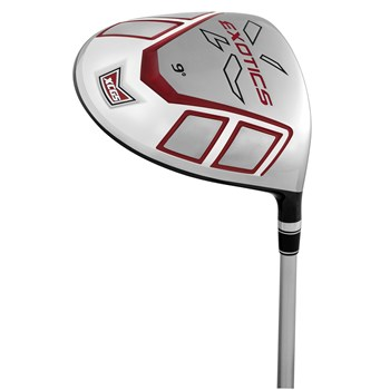 Tour Edge Exotics XCG-5 Driver Preowned Golf Club