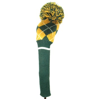 Stitch Techno Wool Argyle Pom Driver  Headcover Accessories