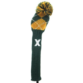 Stitch Techno Wool Argyle Pom Hybrid Headcover Accessories