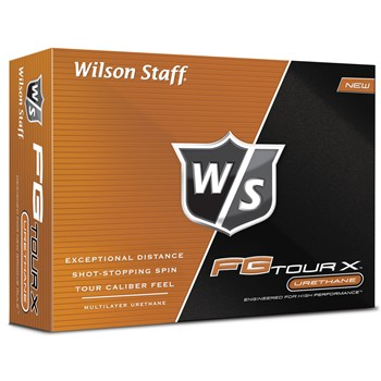 Wilson Staff FG Tour X Golf Ball Balls