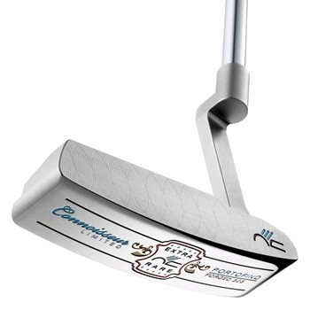 Never Compromise Connoisseur Portofino Putter Golf Club