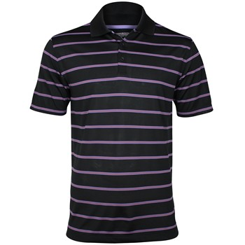 Nike Dri-Fit Ultra Stripe Shirt Polo Short Sleeve Apparel