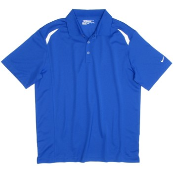 Nike Dri-Fit Tech Core Color Block Shirt Polo Short Sleeve Apparel