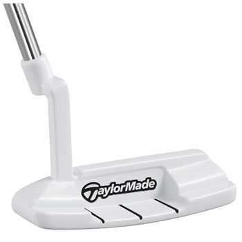 Taylor Made White Smoke IN-12 Putter Preowned Golf Club