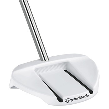 Taylor Made Ghost Manta Center Shaft Putter Preowned Golf Club