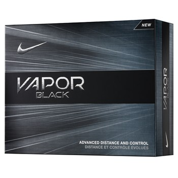 Nike Vapor Black Golf Ball Balls