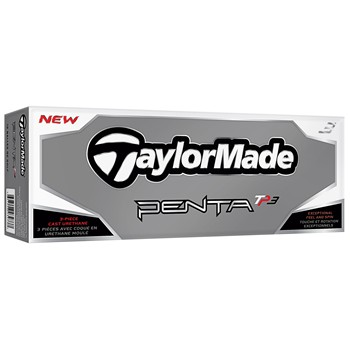 Taylor Made Penta TP 3 Golf Ball Balls