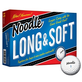 TaylorMade Noodle Long and Soft 2012 Golf Ball Balls